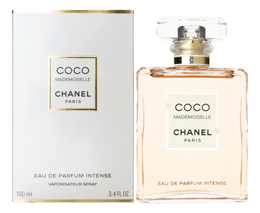 Chanel Coco Mademoiselle Intense: парфюмерная вода 100мл chanel coco mademoiselle intense парфюмерная вода 50мл