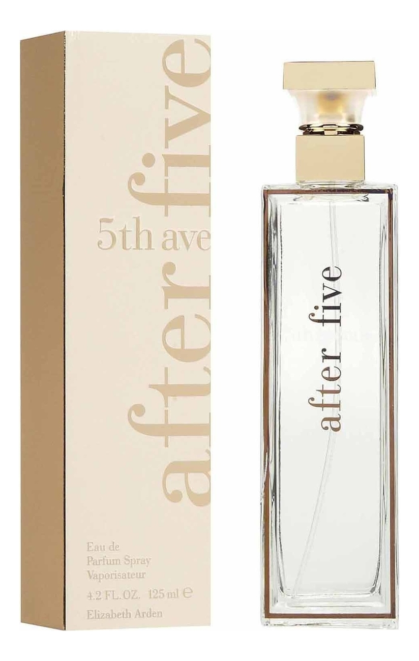 Elizabeth Arden 5th Avenue After Five: парфюмерная вода 125мл elizabeth arden 5th avenue royale туалетные духи 125 мл