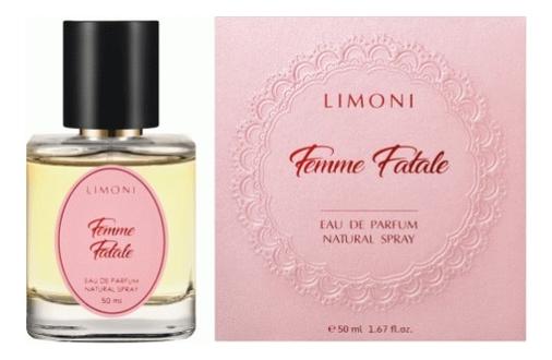 Limoni Femme Fatale: парфюмерная вода 50мл
