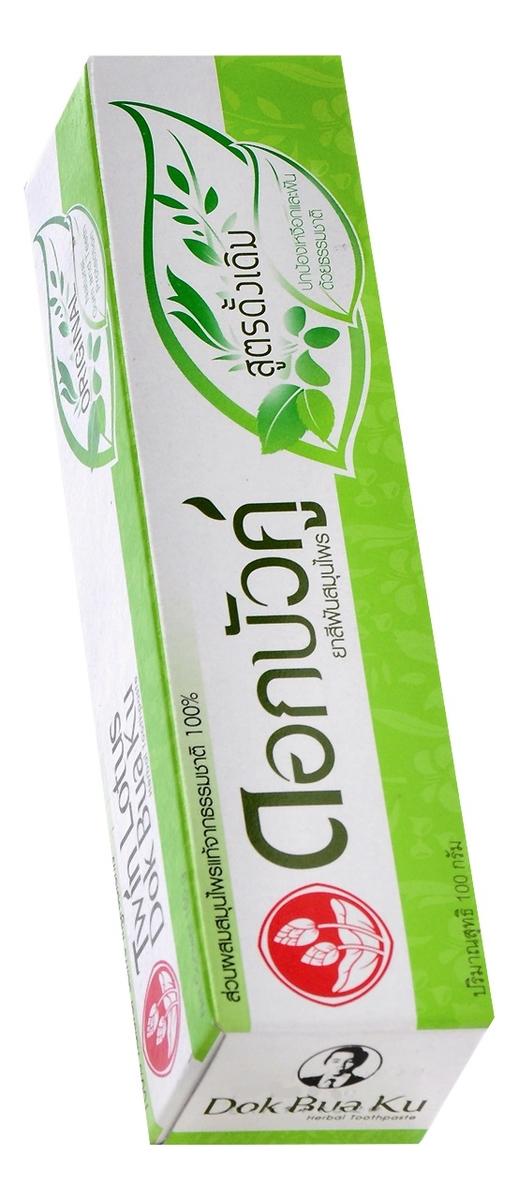 Зубная паста растительная с травами Herbal Original Toothpaste 100г: Зубная паста 100г