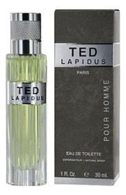 Ted Lapidus TED men: туалетная вода 30мл ted hughes collected poems for children