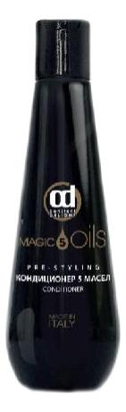 Кондиционер для волос Magic 5 Oils Pre-Styling Conditioner: Кондиционер 250мл