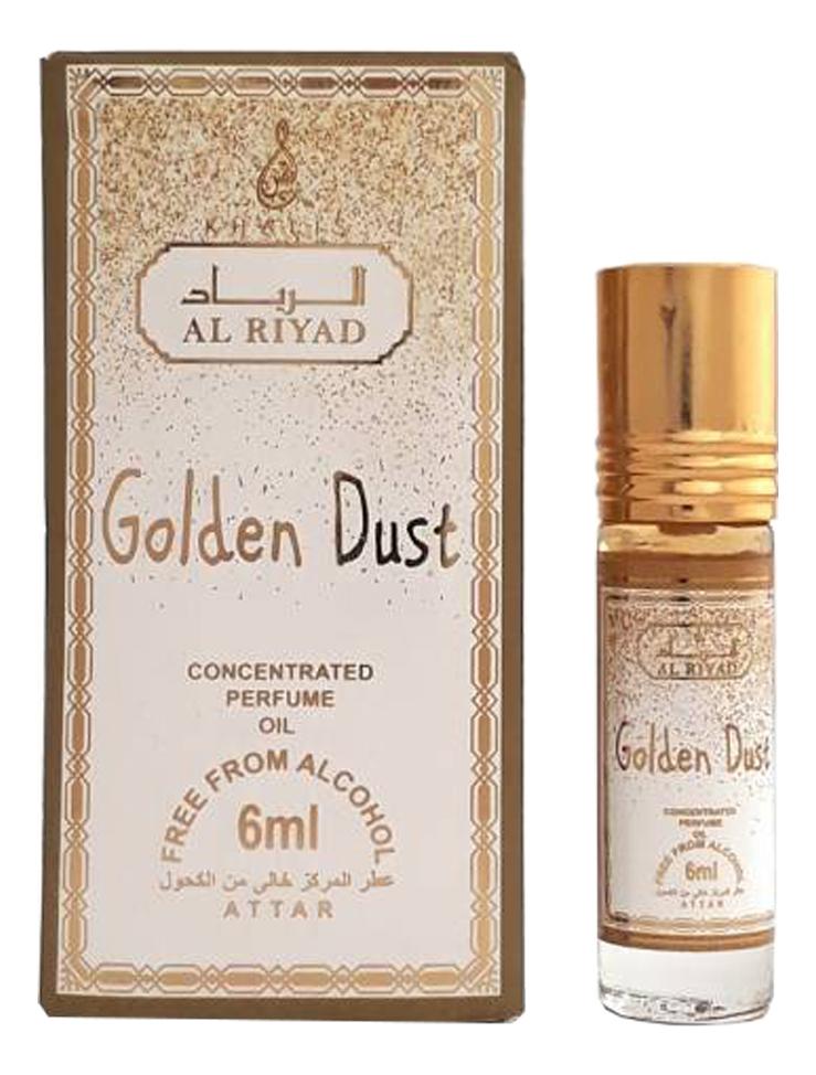 Khalis Golden Dust: масляные духи 6мл khalis ada масляные духи 10мл