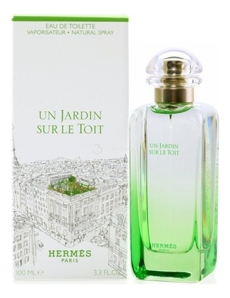 Hermes Un Jardin Sur Le Toit : туалетная вода 100мл туалетная вода hermes un jardin sur le nil