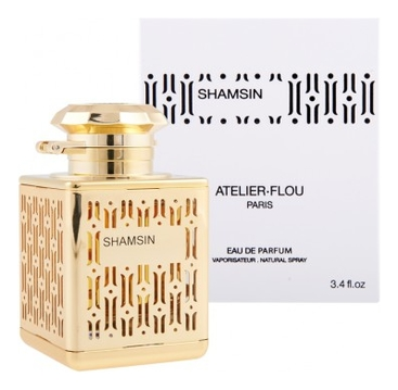 Atelier Flou Shamsin: парфюмерная вода 100мл atelier des ors larmes du desert отливант парфюмированная вода 18 мл