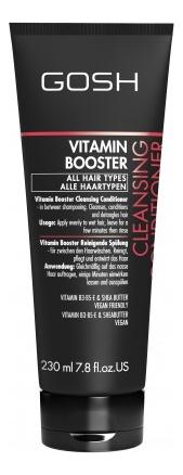 Фото - Очищающий кондиционер для волос Vitamin Booster Cleansing Conditioner: Кондиционер 230мл gosh coconut oil conditioner