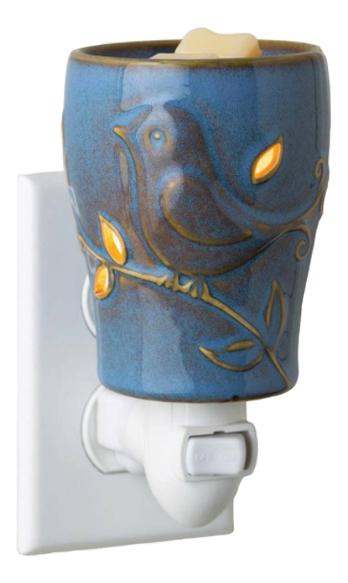 Аромасветильник Plug in-Bluebird