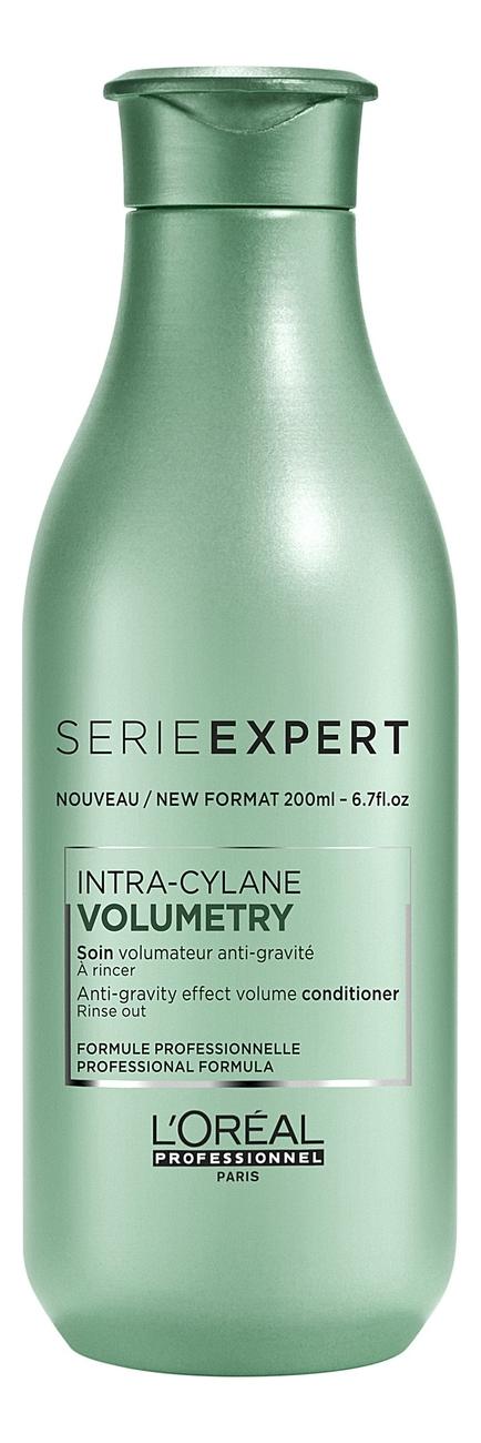 Кондиционер для придания объема тонким волосам Serie Expert Volumetry Intra-Cylane 200мл