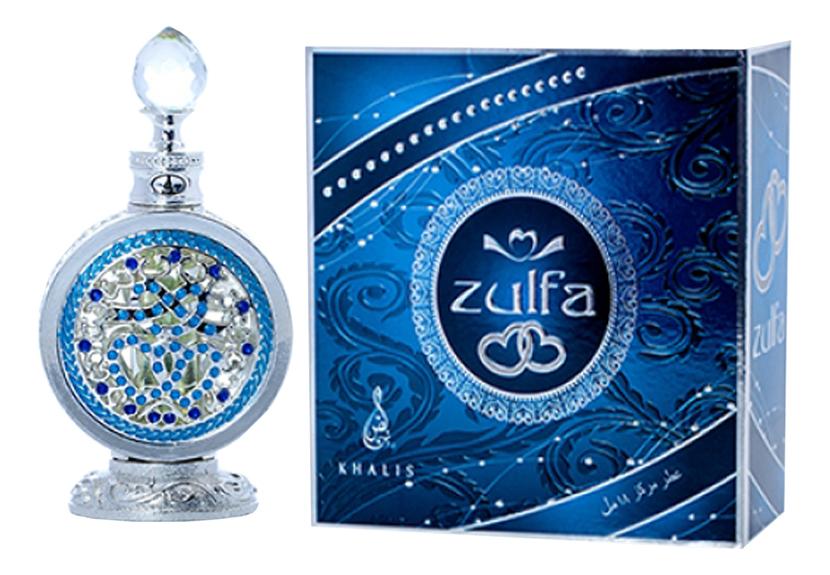 цены Khalis Zulfa: масляные духи 12мл