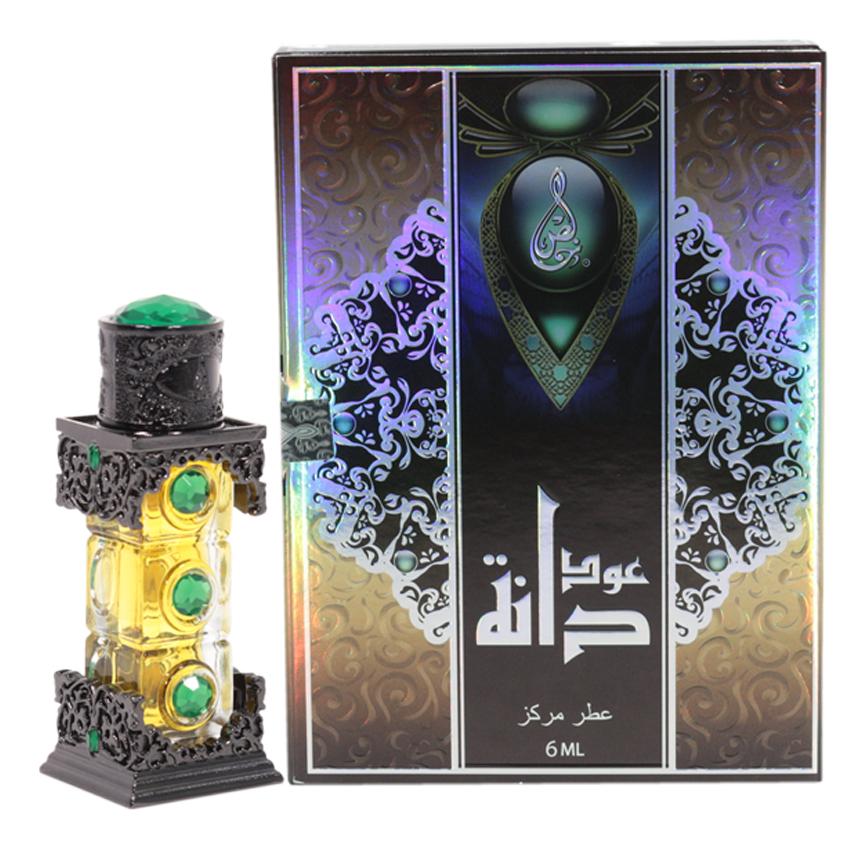 Khalis Oud Daanah: масляные духи 6мл khalis noor масляные духи 6мл