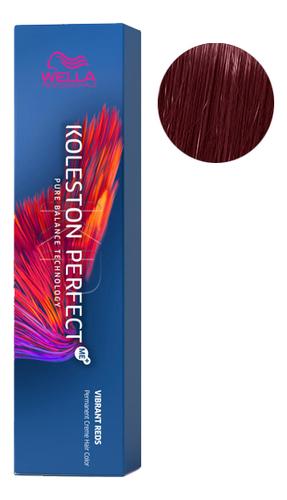 Стойкая крем-краска для волос Koleston Perfect Color Vibrant Reds 60мл: 44/65 Волшебная ночь крем краска для волос indola color red