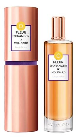 Molinard Fleur d`Oranger 2015: парфюмерная вода 75мл evody fleur d oranger парфюмерная вода 100мл