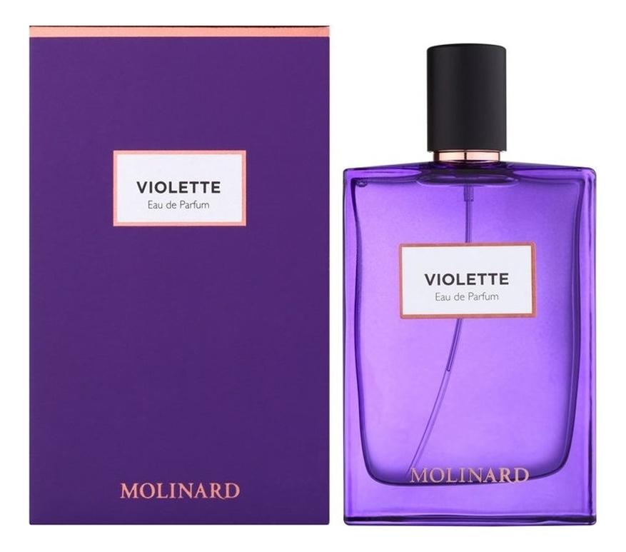 Molinard Violette Eau de Parfum: парфюмерная вода 75мл molinard figue eau de parfum
