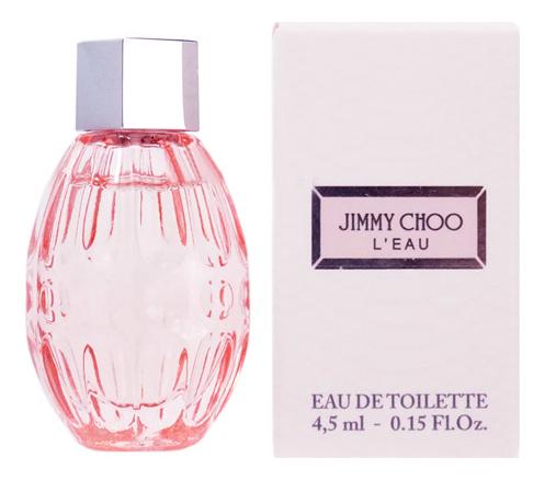 Jimmy Choo L'Eau: туалетная вода 4,5мл оправа jimmy choo jimmy choo ji002dwjaa97