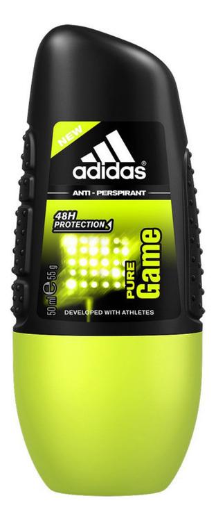 Дезодорант шариковый Pure Game Anti-Perspirant 50мл: дезодорант 50мл