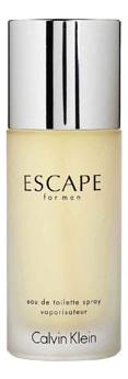 Calvin Klein Escape for men: туалетная вода 50мл тестер calvin klein escape
