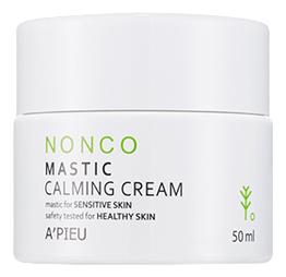 Успокаивающий крем для лица NonCo Mastic Calming Cream 50мл успокаивающий тонер для лица ac collection calming liquid intensive 125мл