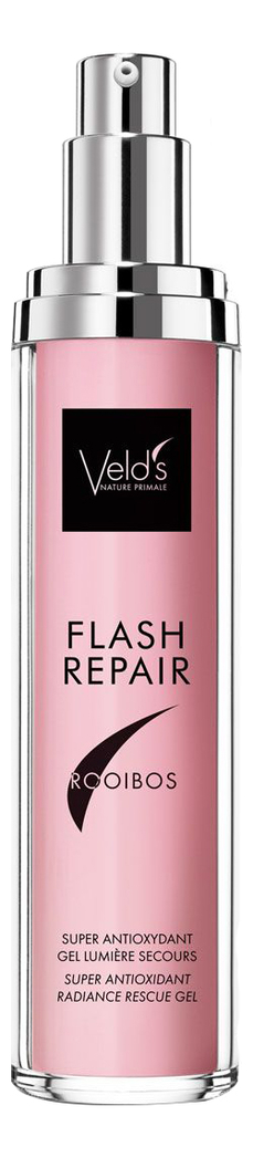 Фото - Антиоксидатный гель для лица Flash Repair Super Antioxidant Radiant Rescue Gel 30мл: Light veld s гель flash repair super