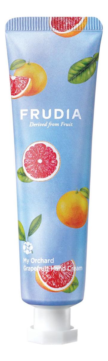 Крем для рук c экстрактом грейпфрута Squeeze Therapy My Orchard Grapefruit Hand Cream 30г