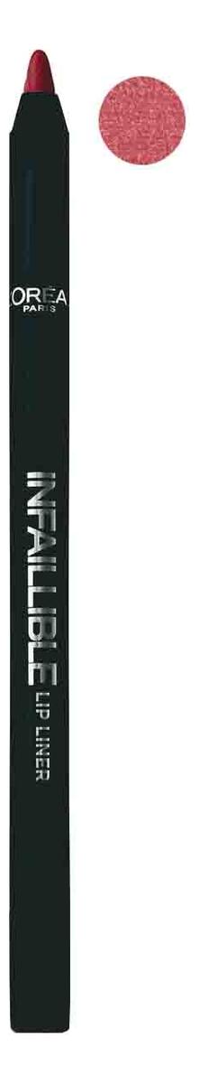 Карандаш для губ Infaillible Lip Liner 1г: 701 Волшебный цветок карандаш для губ infaillible lip liner 1г 212 идеальный капучино
