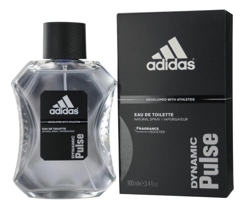 Adidas Dynamic Pulse: туалетная вода 100мл adidas ice dive туалетная вода для мужчин 100мл