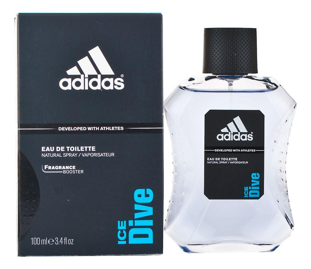 Adidas Ice Dive: туалетная вода 100мл adidas ice dive туалетная вода для мужчин 100мл