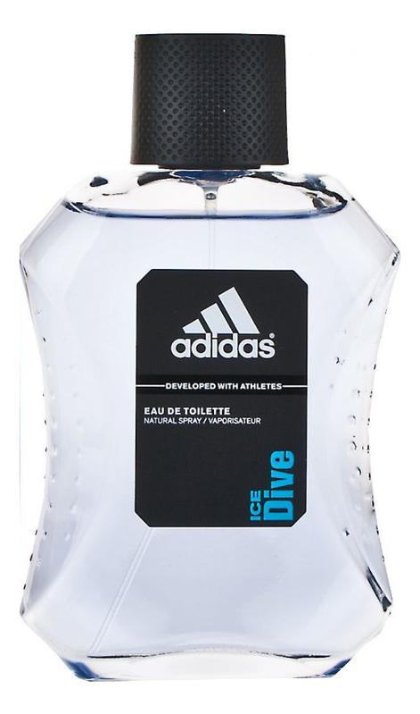 Adidas Ice Dive: туалетная вода 100мл тестер adidas ice dive туалетная вода для мужчин 100мл