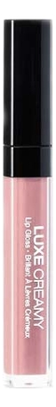 Кремовый блеск для губ Luxe Creamy 5,8мл: 01 Sorbet Pink джинсы kiss pink kiss pink ki011ewaton0