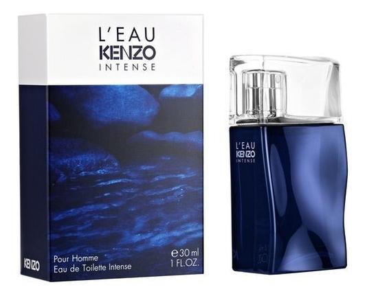Kenzo L`Eau Kenzo Intense Pour Homme: туалетная вода 30мл kenzo homme туалетная вода 30мл