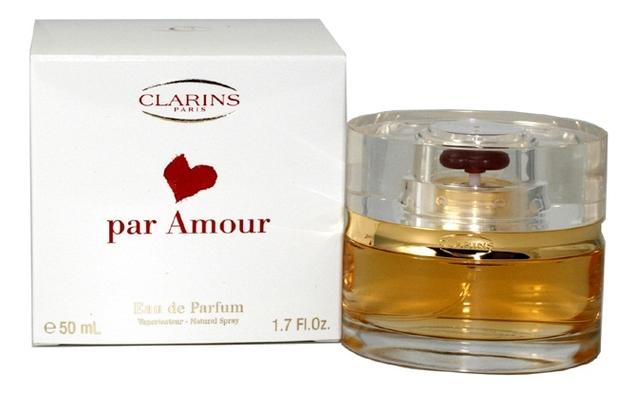 Clarins Par Amour: парфюмерная вода 50мл
