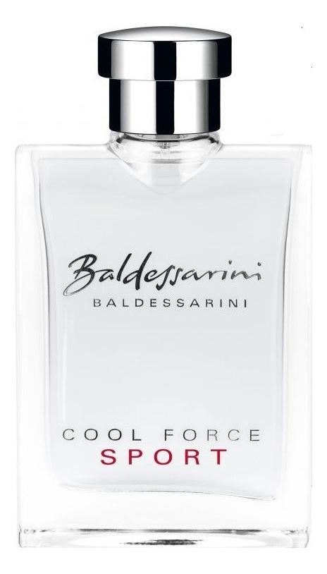 Baldessarini Cool Force Sport: туалетная вода 90мл тестер hugo boss baldessarini cool force туалетная вода тестер 90 мл