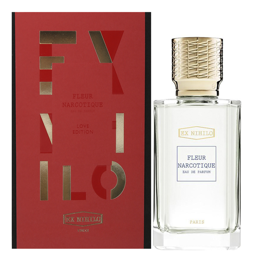 Ex Nihilo Fleur Narcotique Love Edition: парфюмерная вода 100мл