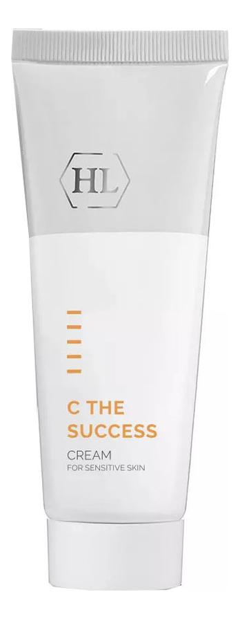 Увлажняющий крем для лица C The Success Cream: Крем 70мл holy land c the success
