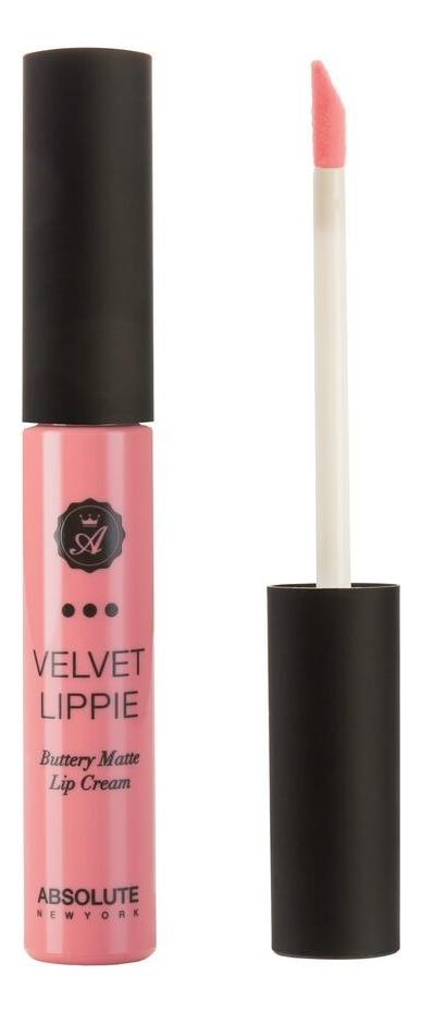 Жидкая матовая помада для губ Velvet Lippie 6мл: AVL02 Calypso жидкая матовая помада для губ velvet lippie 6мл avl28 heather