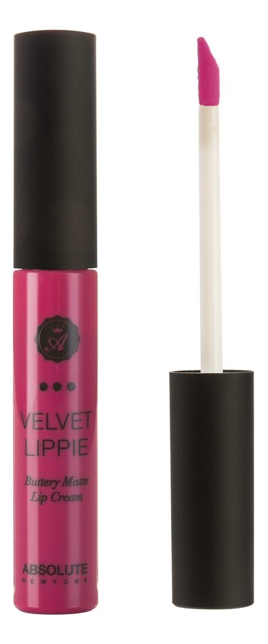 Жидкая матовая помада для губ Velvet Lippie 6мл: AVL14 Razzle жидкая матовая помада для губ velvet lippie 6мл avl18 rebellios