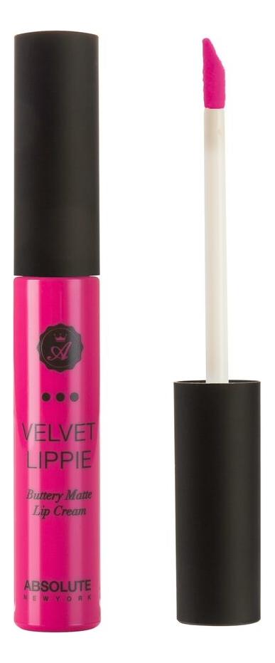 Жидкая матовая помада для губ Velvet Lippie 6мл: AVL15 Scandal жидкая матовая помада для губ velvet lippie 6мл avl28 heather