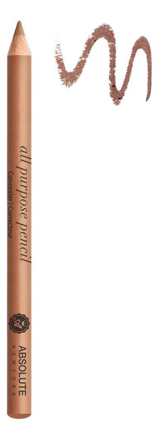Универсальный карандаш для макияжа All Purpose Pencil 1г: APP04 Deep