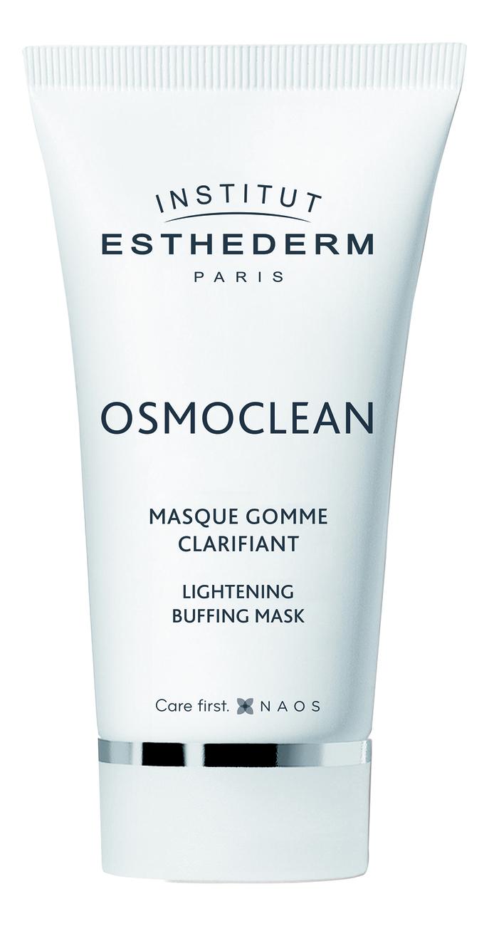 Гуммирующая осветляющая маска для лица Osmoclean Masque Gomme Clarifiant 75мл payot techni peel masque разглаживающая маска скраб
