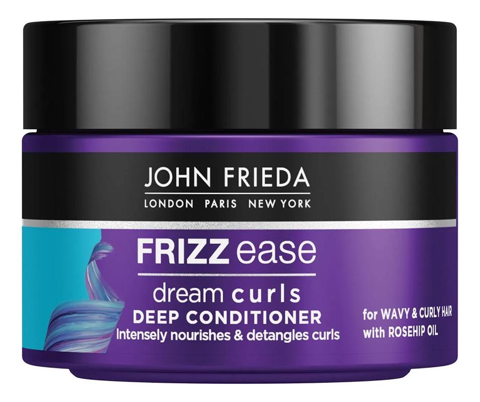 Питательная маска для вьющихся волос Frizz Ease Dream Curls 250мл john frieda frizz ease dream curls conditioner