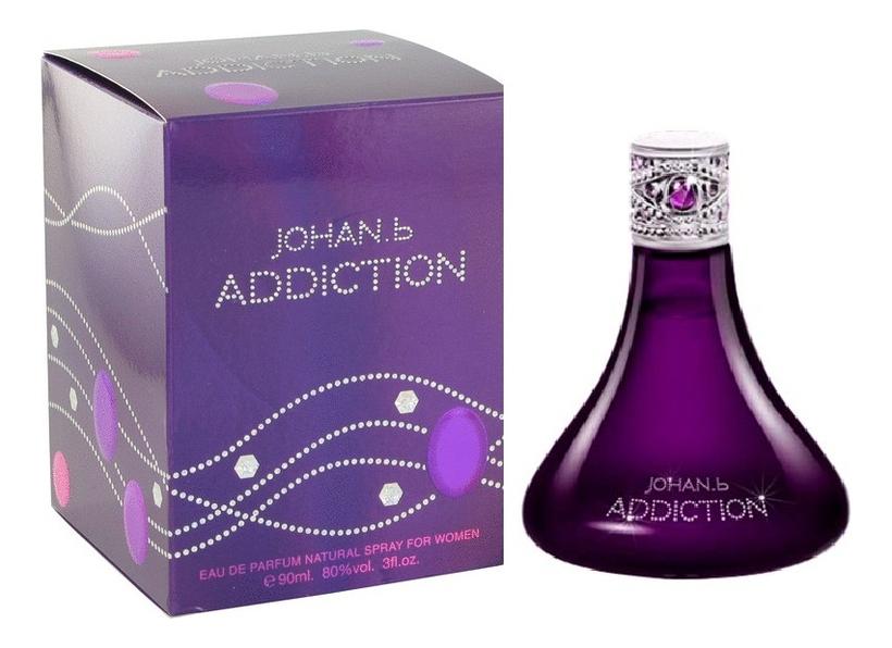 Johan B Addiction: парфюмерная вода 90мл herman johan robbers de vreemde plant