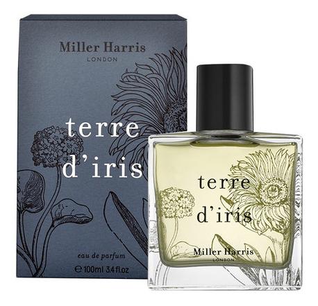Miller Harris Terre D'Iris: парфюмерная вода 100мл nc ss harris harris solar energy systems design