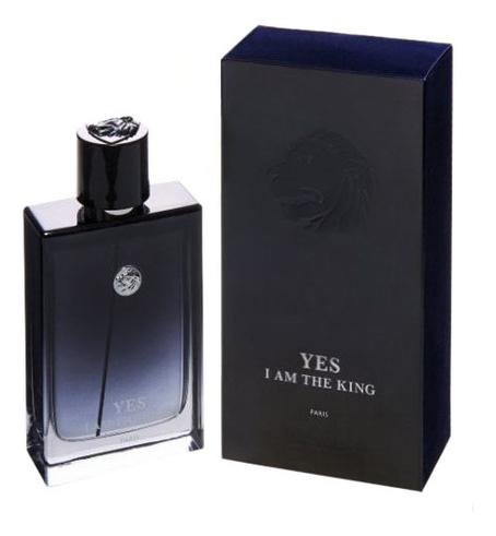 Johan B Yes I Am The King: парфюмерная вода 100мл herman johan robbers de vreemde plant