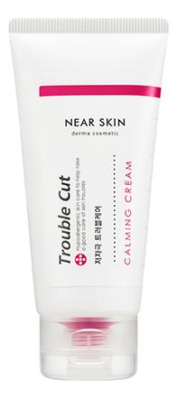 Крем для проблемной кожи лица Near Skin Trouble Cut Calming Cream 50мл успокаивающий тонер для лица ac collection calming liquid intensive 125мл