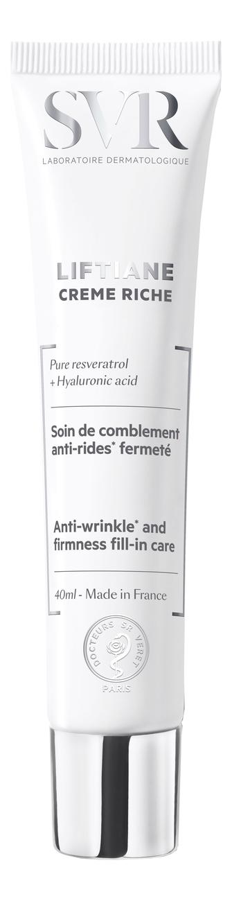 Крем для лица Liftiane Creme Riche 40мл svr densitium creme riche крем насыщенный восстанавливающий упругость кожи лица и шеи 50 мл