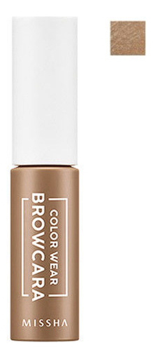 Тушь для бровей Color Wear Browcara 7,5г: Neutral Brown тушь для бровей saemmul browcara 4 5мл 03 dark brown
