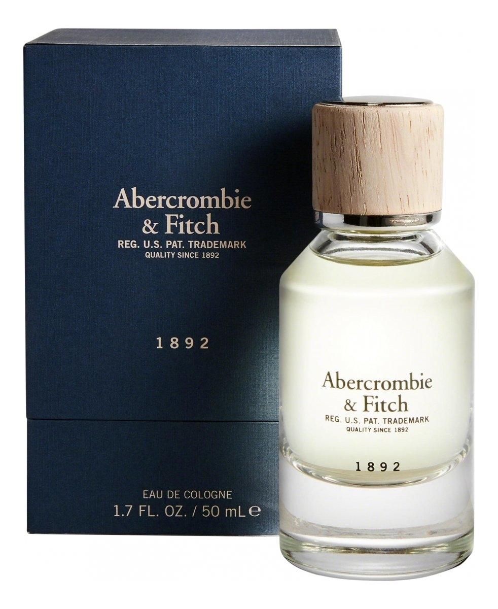 Abercrombie & Fitch 1892: одеколон 50мл