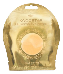 Гидрогелевые патчи для глаз Princess Eye Patch Gold: Патчи 1шт