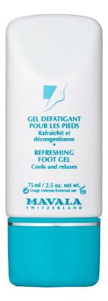 Освежающий гель для ног Refreshing Foot Gel 75мл sothys освежающий гель для ног refreshing gel for legs 250 мл