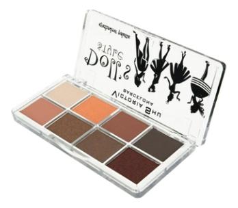 Палетка теней для век Doll's Style Eyeshadow Palette 12г: No 51 палетка теней для век eyeshadow palette mini paris no 01
