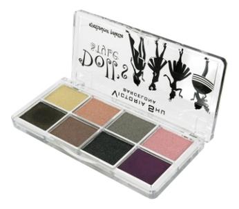 Палетка теней для век Doll's Style Eyeshadow Palette 12г: No 52 палетка теней для век eyeshadow palette mini paris no 01